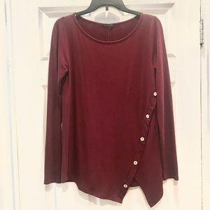 Long Sleeve Shirt w/ Buttons